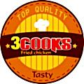 3cook's