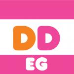 Logo Dunkin Donuts Egypt
