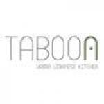 Taboon menu
