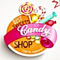 candy sweets menu