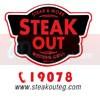 Logo Steak Out